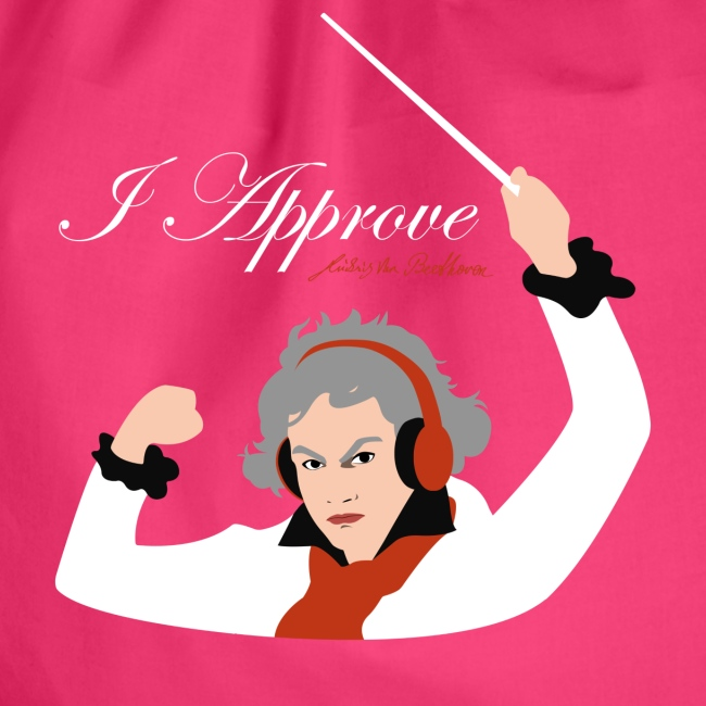 I Approve (White)