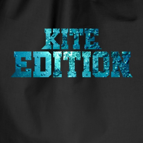 Kite Edition - Kite Surfer #1 - Turnbeutel