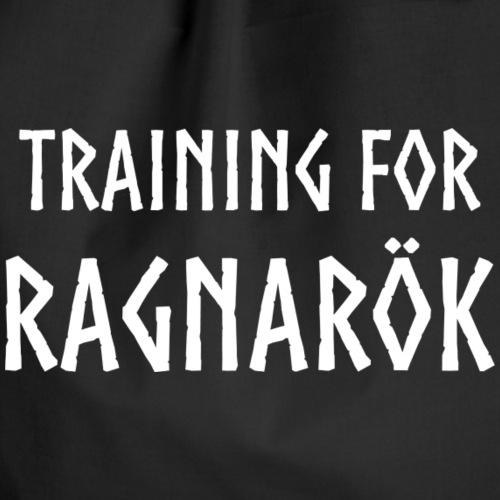 Training for ragnarok - Mochila saco