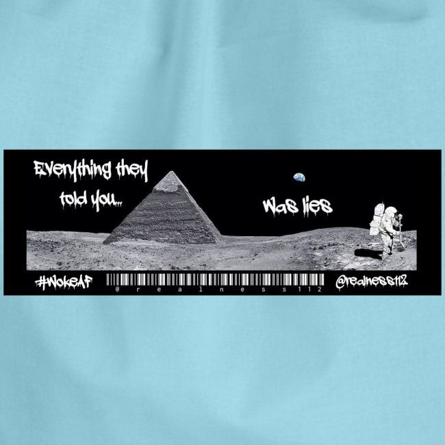 Everything Is Lies!! Truth T-Shirts!! #WokeAF
