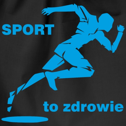 Sport to zdrowie - Worek gimnastyczny
