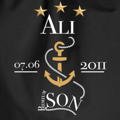 Ali Premium Son - Turnbeutel