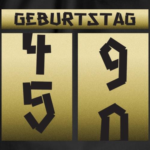 Geburtstag 49/50 - Turnbeutel