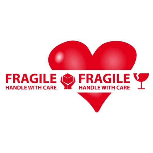 Var rädd om hjärtat - FRAGILE - HANDLE WITH CARE