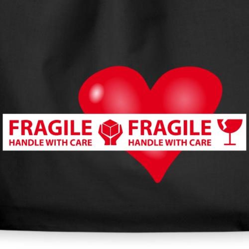 Afraid of Heart - FRAGILE - HANDLE WITH CARE