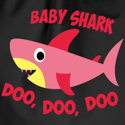 Baby Shark - Drawstring Bag