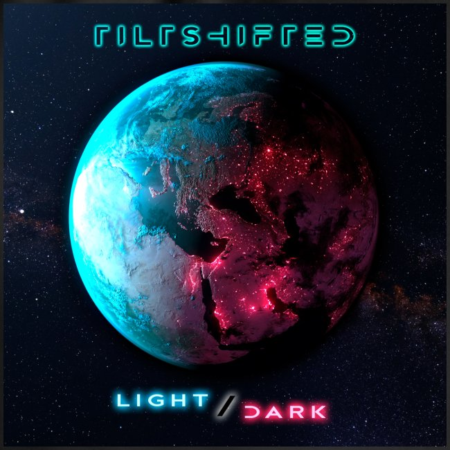 TiltShifted: Light/Dark EP Cover
