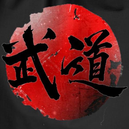 Budo japan flag - Sac de sport léger