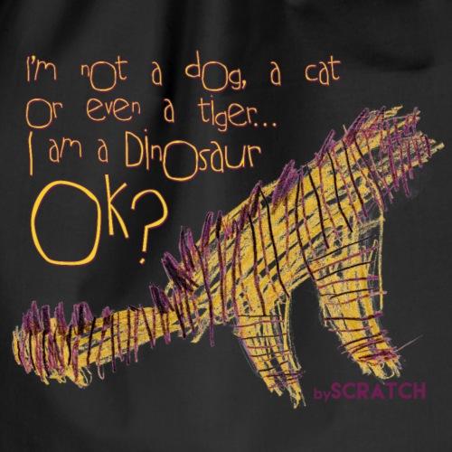I am Dinosaur - Worek gimnastyczny