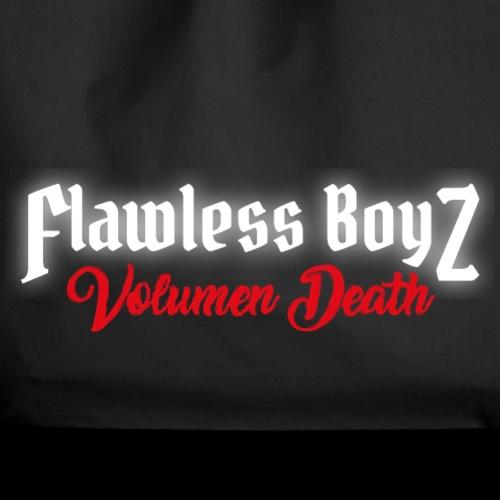 FlawlessBoyz Volumen Death - Mochila saco