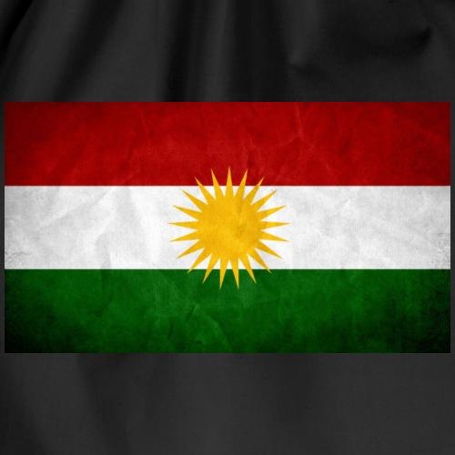 Kurdistan Flagge - Turnbeutel
