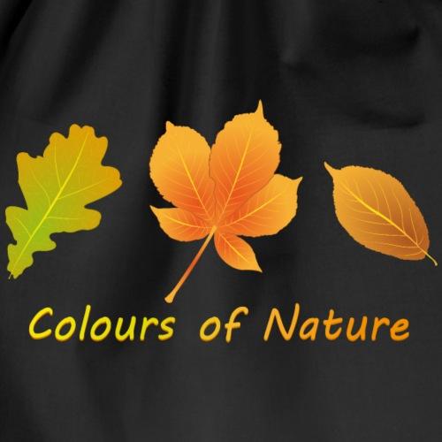 Colours of Nature - Turnbeutel