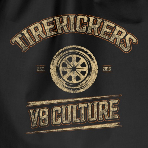 Tirekickers – Vintage Tire - Turnbeutel