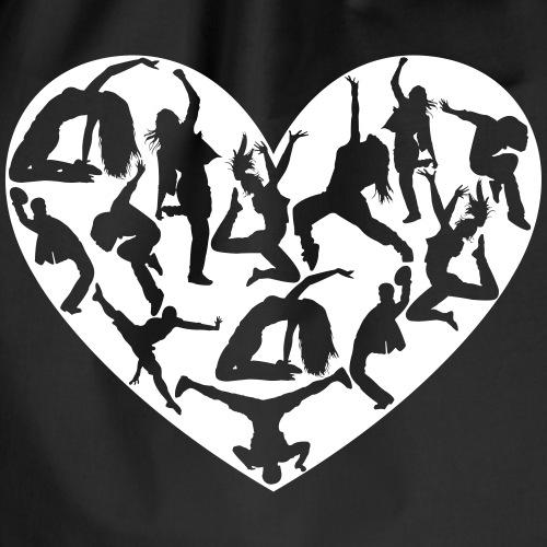Dance Love - Drawstring Bag