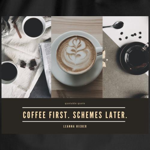 Für Kaffeeliebhaber - Turnbeutel