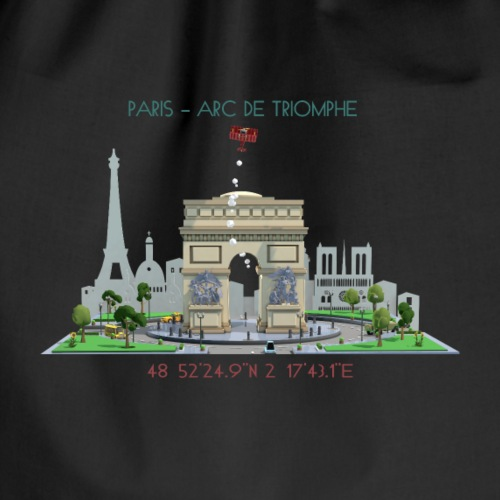 Fanatstic Buildings III - Arc de Triomphe