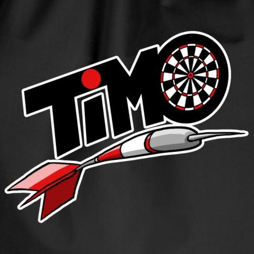 timoShirt druck - Turnbeutel