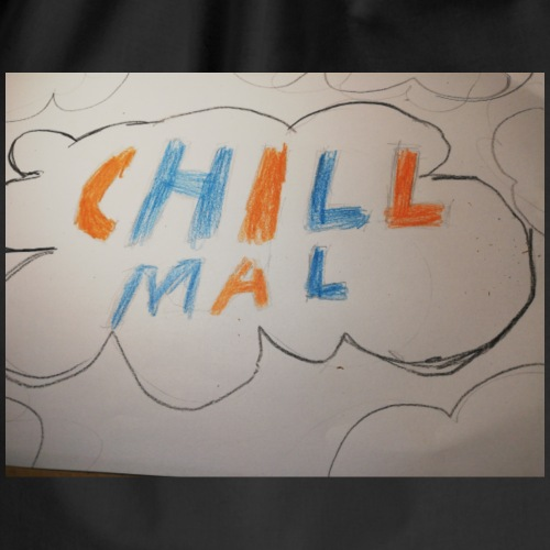 Chill mal - Turnbeutel