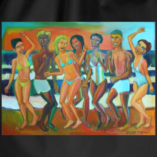 fiesta en la playa 7 - Mochila saco