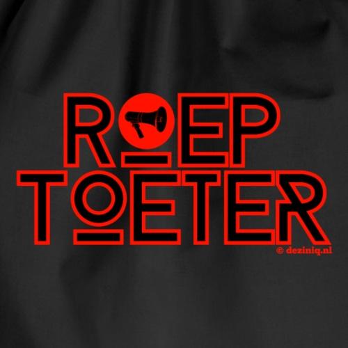 Roeptoeter - Gymtas