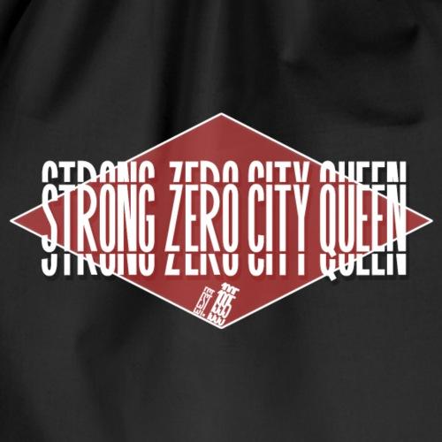 STRONG ZERO CITY QUEEN - Turnbeutel