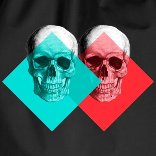 Rhombus Skull - Mochila saco