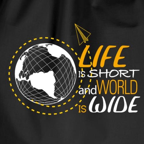 world LIFE - Sacca sportiva