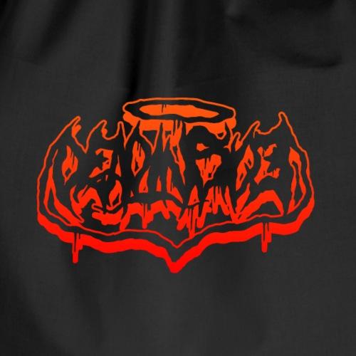 dead inside metal sfumato - Sacca sportiva