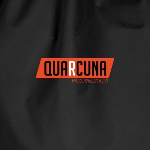 """""""Quarcuna"""" DiFrutta&Foria - Sacca sportiva"""