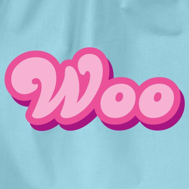 WOO in Pink
