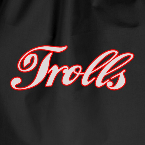 Trolls T shirt - Sportstaske
