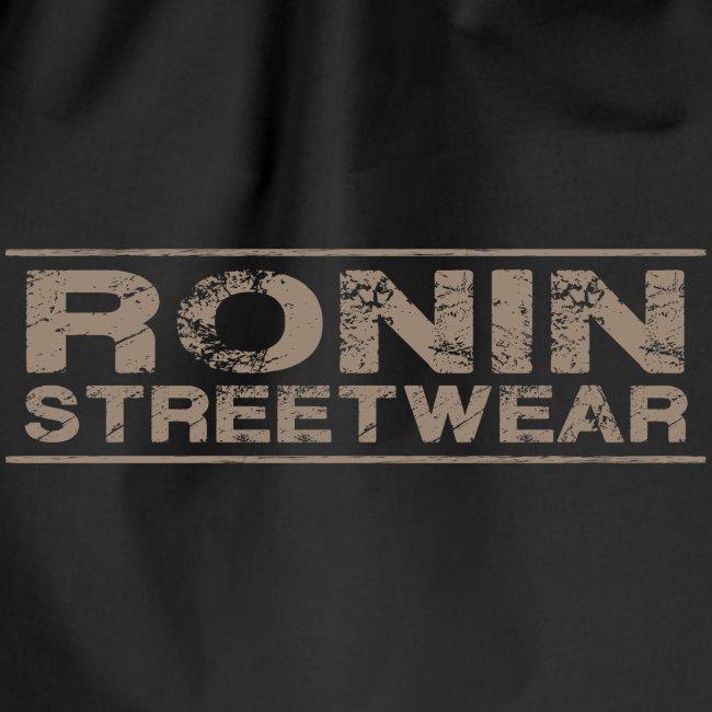 RONIN streetwear V03