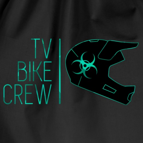 TVBikeCrew Polygonal - Sacca sportiva