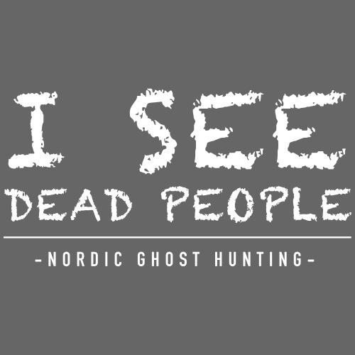 I see dead people - Gymnastikpåse