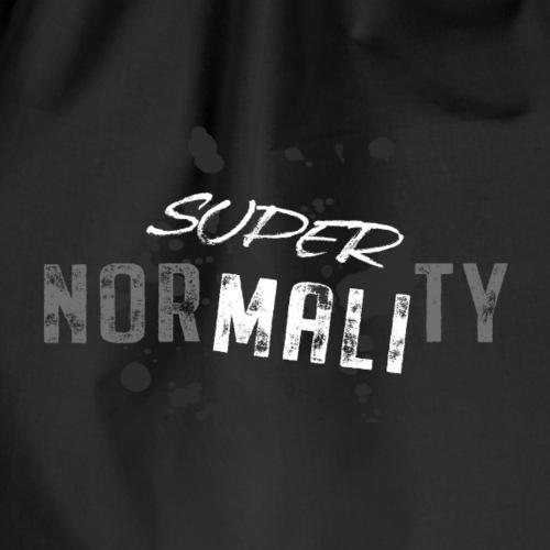 SUPERNORMALITY - Turnbeutel