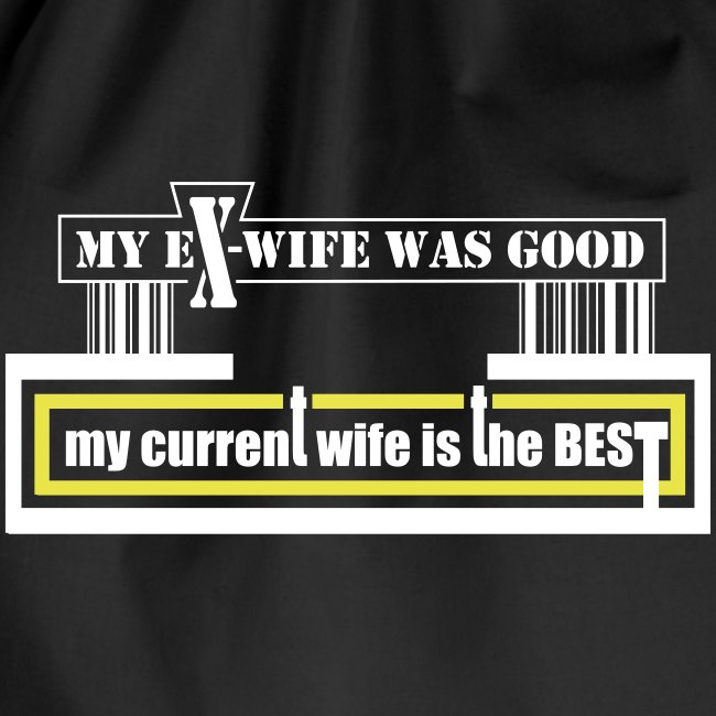 """""""my current wife is the best"""" by Claudia-Moda"""