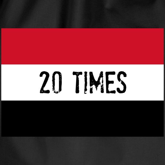 20 times
