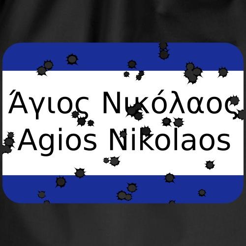 mg agios nikolaos - Turnbeutel