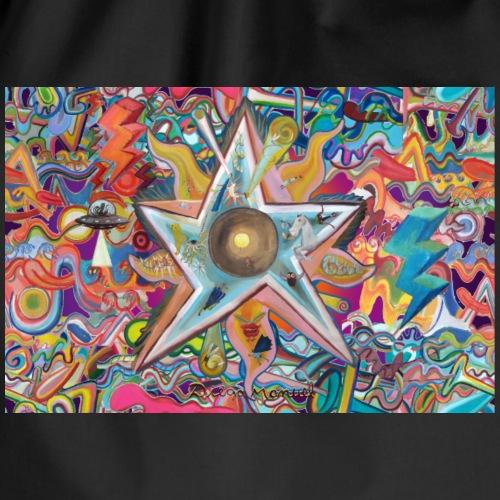 Muchas cosas 2 y estrellas - Mochila saco