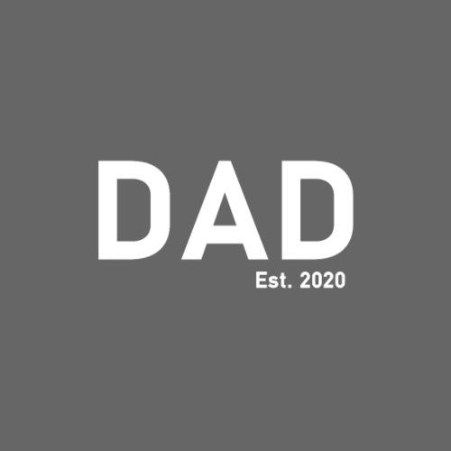 Dad Est. 2020 - Turnbeutel