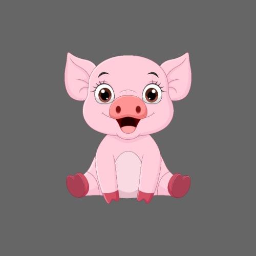Mała świnka - Worek gimnastyczny