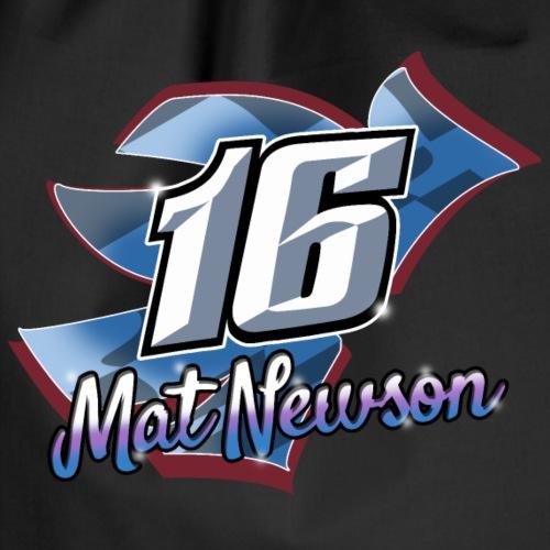16 Mat Newson Brisca 2019 - Drawstring Bag