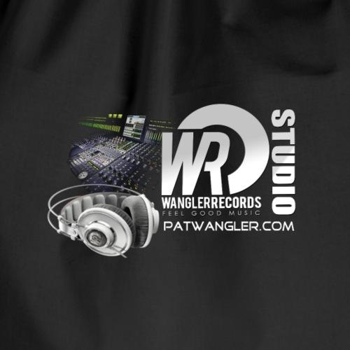 logo wrecordsstudio vs patwangler copie - Sac de sport léger