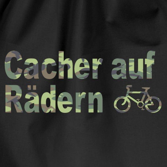 Cacher auf Rädern