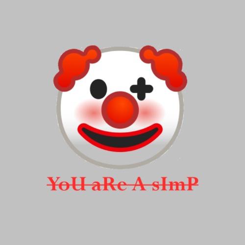 Clown Emoji - Gymtas