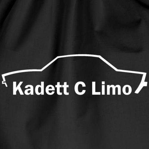 Kadett C Limo - Turnbeutel