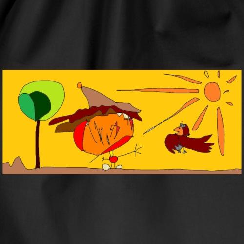 vogelscheuche - Turnbeutel