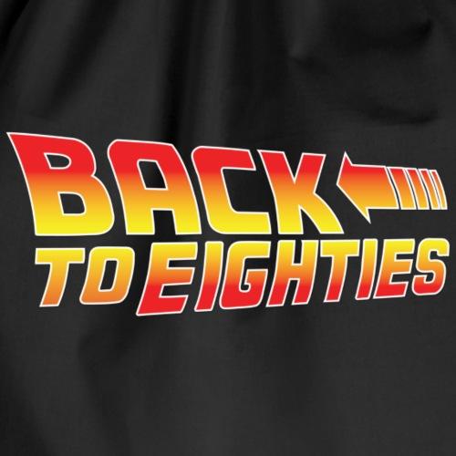 back to eighties - Sacca sportiva