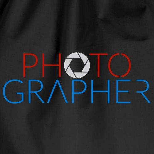 PHOTOGRAPHER - Turnbeutel