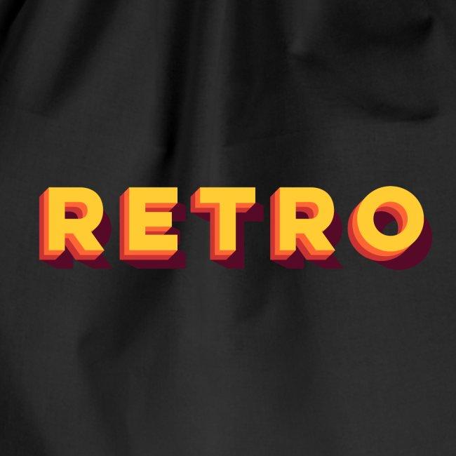 Retro - Typo Stack Classic